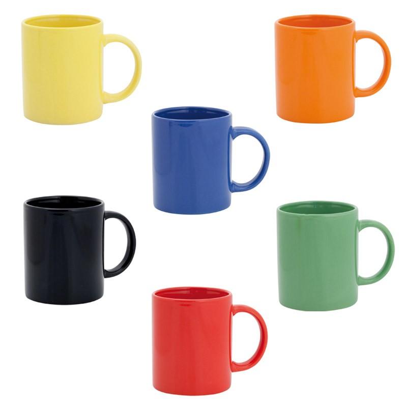 Taza de cer mica colores - Colores de ceramica ...