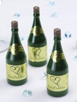 Pack 24 botellas burbujas champagne