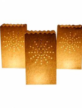 5 bolsas iluminadas