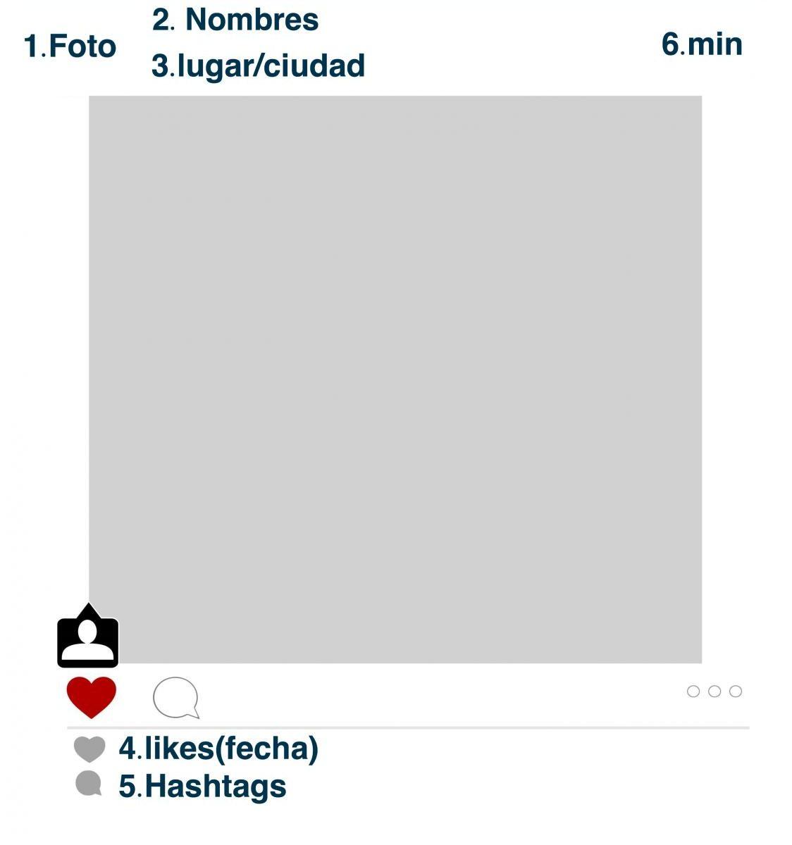 Marco Instagram Personalizado