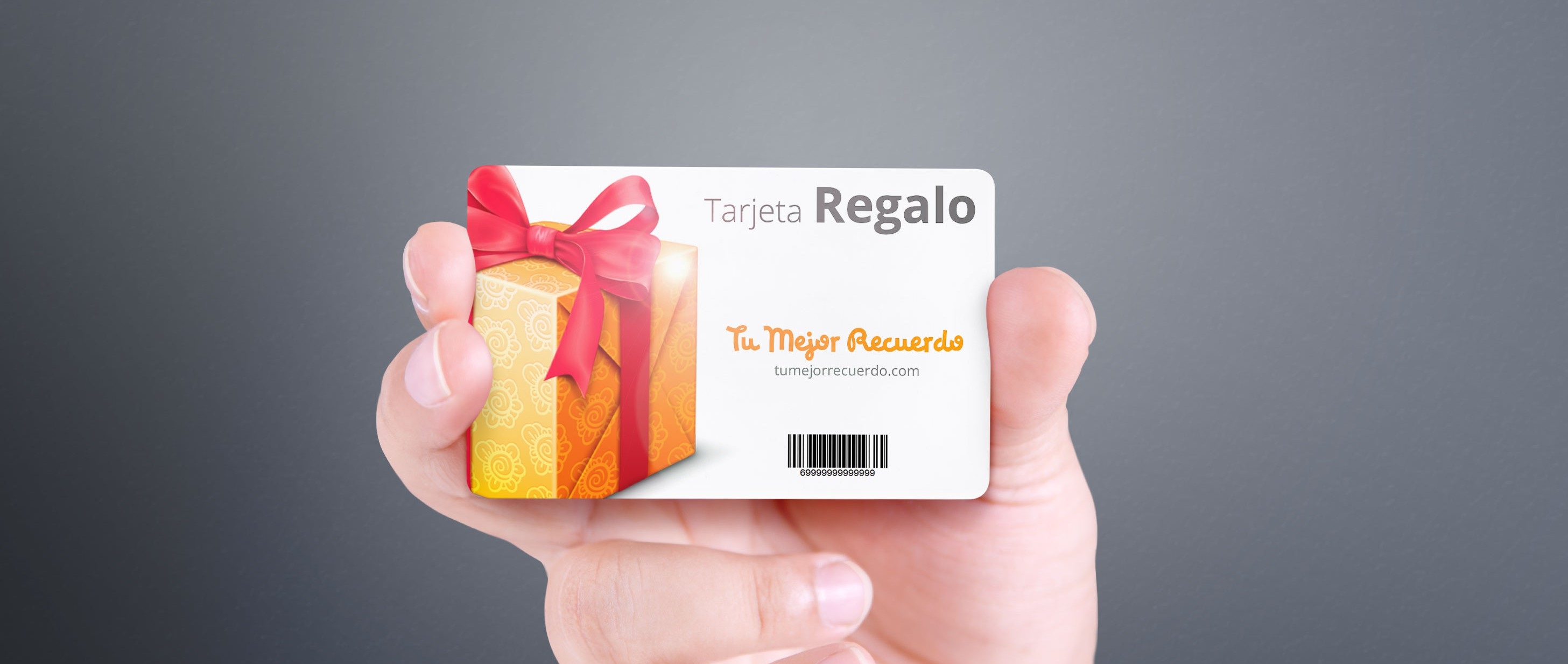 The main image for the gift card