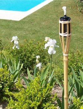 Antorcha bambú 90 cm