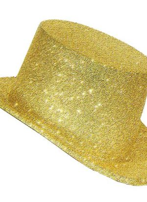 Chistera Escarcha Oro