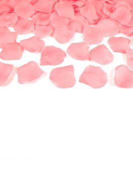 100 pétalos rosa para boda