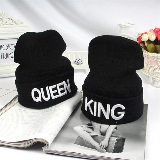Pack 2 gorros de lana Queen   King Blanco e09ec191a69